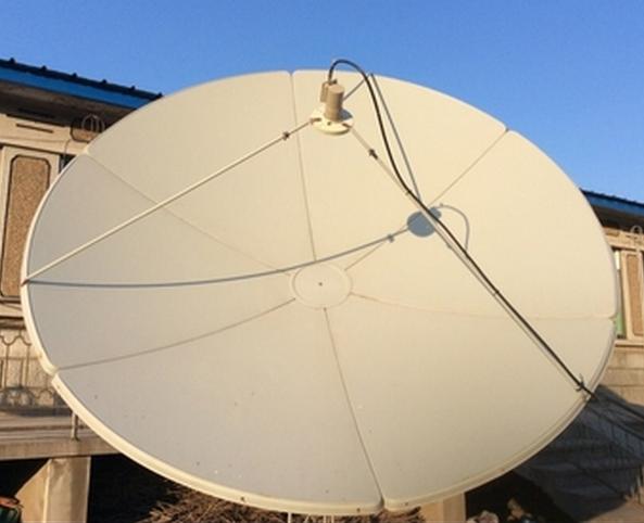 日本百合花卫星电视安装
