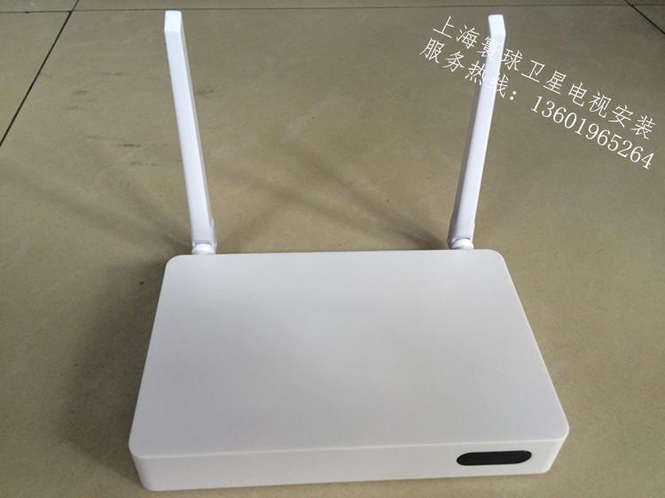 安装卫星天线收看日本电